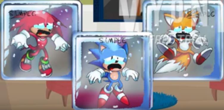 Team Frozen Sonic Merio Fandase Wiki Fandom