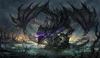 Black-Dragon-by-Sandara