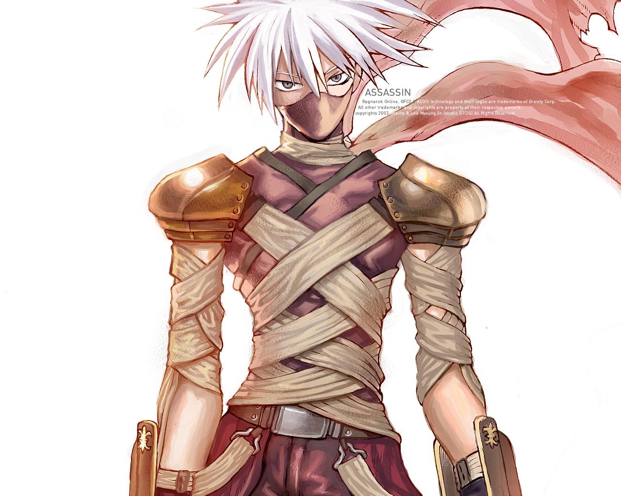 Anime character assassin 001 jpg