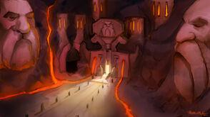 Dwarf city by kanaru92-d5o7zi2