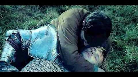 Merlin arthur goodbye my almost lover (for betza)