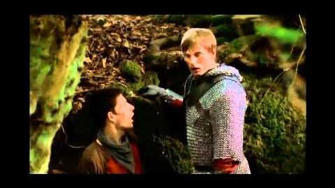 Merlin die neuen Abenteuer-bloopers