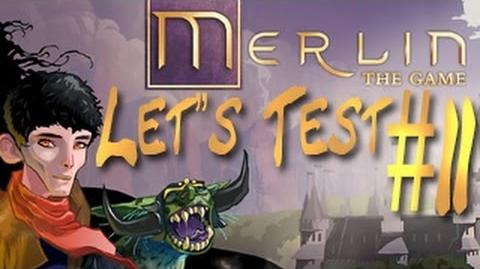 Let's Test MERLIN - The Game Facebook Deutsch - 2 3 - Brot für die Welt