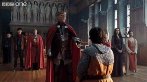 NEXT TIME - Merlin Lancelot - BBC One