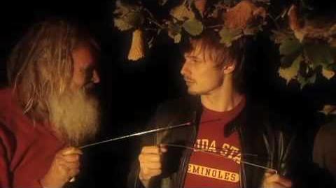 Bradley James & Colin Morgan - The Real Merlin and Arthur 3 3
