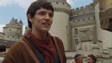 Przybycie do Camelotu