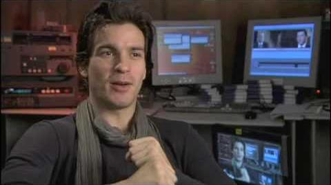 Merlin Series 1 - Santiago Cabrera Lancelot interview part 2 2 2008