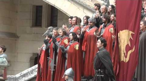 Merlin in Pierrefonds (Sep. 2011) - Part 3 (Spoilers!)
