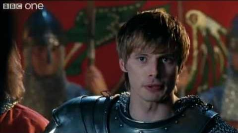 Merlin BBC - Preview for Episode 02.01 The Curse of Cornelius Sigan