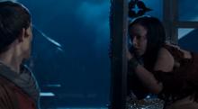 Freya poznaje Merlina