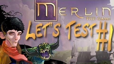 Let's Test MERLIN - The Game Facebook Deutsch - 1 3 - Die Diablo 3 - Alternative