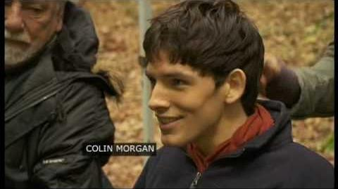 The Adventures of Merlin (series 1) - Stunts, CGI and Make Up 2008