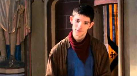Merlin and Arthur - Merlin, the great advisor