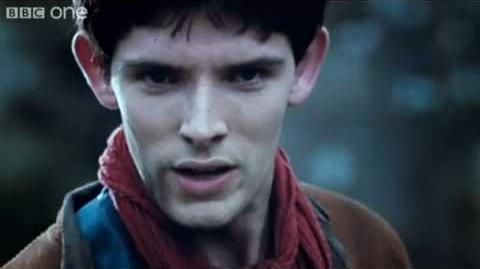 Merlin Le Morte d'Arthur (Next Time...)