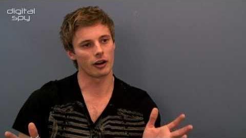 Arthur tells us Gwen or Merlin?