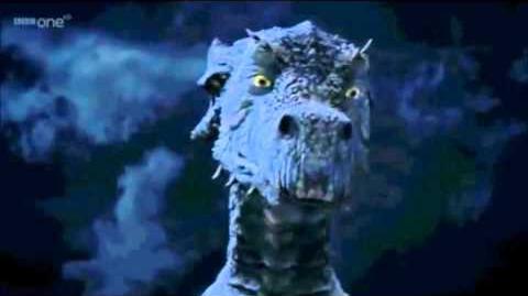 Merlin - Dragonlord scenes