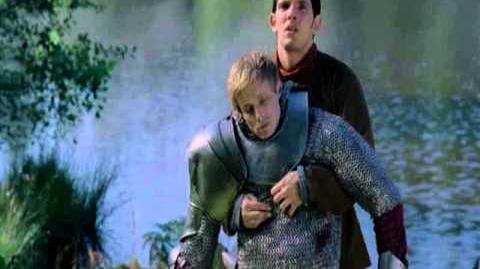 Merlin Alternate Ending Remake (Season 5 SPOILER) AU