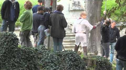 Merlin in Pierrefonds (Sep. 2011) - Part 2 (Spoilers!)