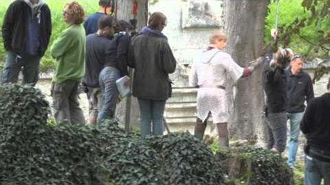 Merlin in Pierrefonds (Sep. 2011) - Part 2 (Spoilers!)