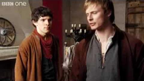 Merlin Valiant - Next Time - BBC One