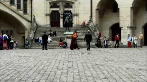 Chateau de Pierrefonds, Merlin Filming & more! - Pierrefonds Vlog Day 2