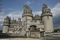 Chateau de pierrefonds m
