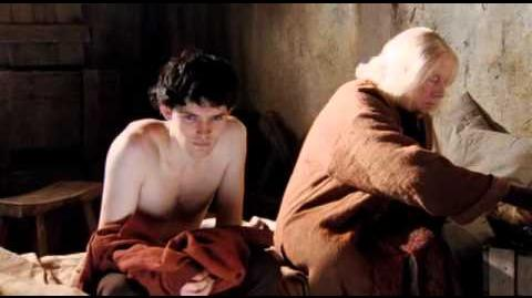 Merlin 1x01 DVD DVB Spanish