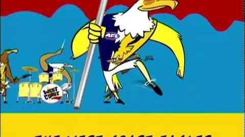 West Coast Eagles Anthem 2006