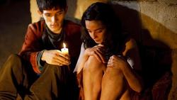 Merlin und das Druidenmädchen