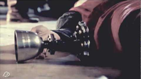 "Merlin & Arthur ""He saved my life..."""