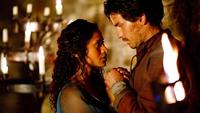 Lancelot und Guinevere
