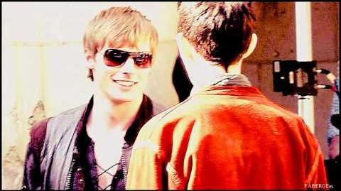 Bradley & Colin Love song