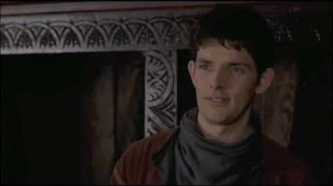 Merlin S4 DVD 4.2 Extras - Deleted Scenes from episodes 04.07 - 04
