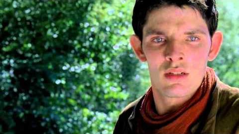 Merlin - Arthur Pendragon's Death Soundtrack ( With Photos)