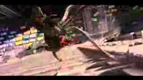 Extended spider-man 2 fighting doc ock bank scene