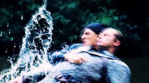 To rise again Merlin BBC