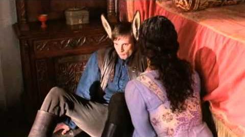 Merlin - Arthur is a donkey!?