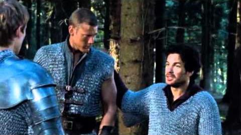Merlin - Knights Of Camelot Video (Arthur Lancelot Gwaine Leon Elyan Percival ) - Toxic