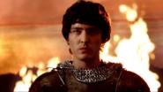 Mordred.. notice his shoulder