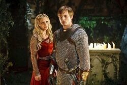 Arthur&Morgause