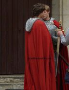 Alexander Vlahos and Bradley James Behind The Scenes Series 5-7