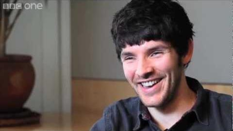 Interview with Colin Morgan - Merlin - BBC One