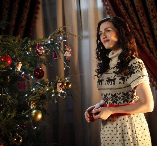 Image - Katie McGrath A Princess for Christmas TV Movie.jpg ...