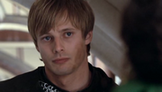 Arthur upset with Gwen