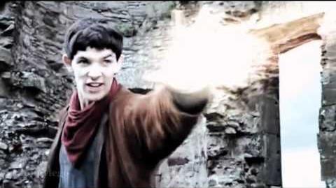 Merlin I won't fall