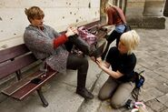 Bradley James Behind The Scenes-1