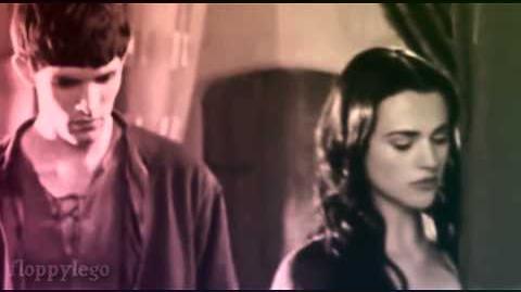 Merlin & Morgana - ❝Don't get too close.❞
