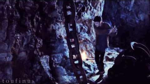 """Merlin - """"You're the last Dragonlord now..."""""""