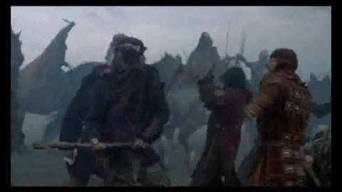 Arthur Vs Mordred