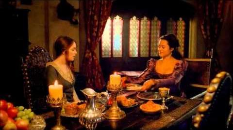 "Merlin 5x01 ""Arthur's Bane - part 1"" Gwen at Camelot scene"